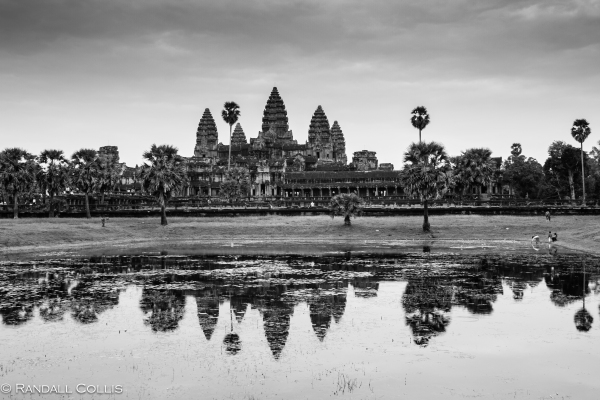 Reflections of Angkor