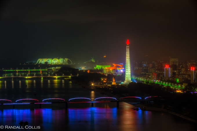 DPRK Moonlight Over Pyongyang-15