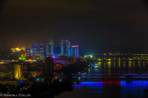 DPRK Moonlight Over Pyongyang-16