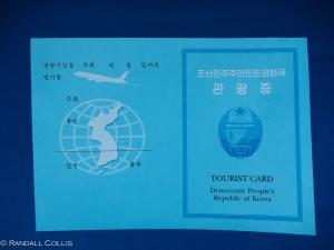 DPRK Visa-2