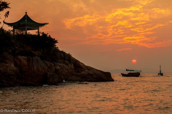 Lamma Island Sunset