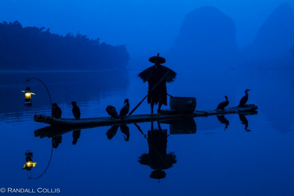Fisherman of Chinese Folklore