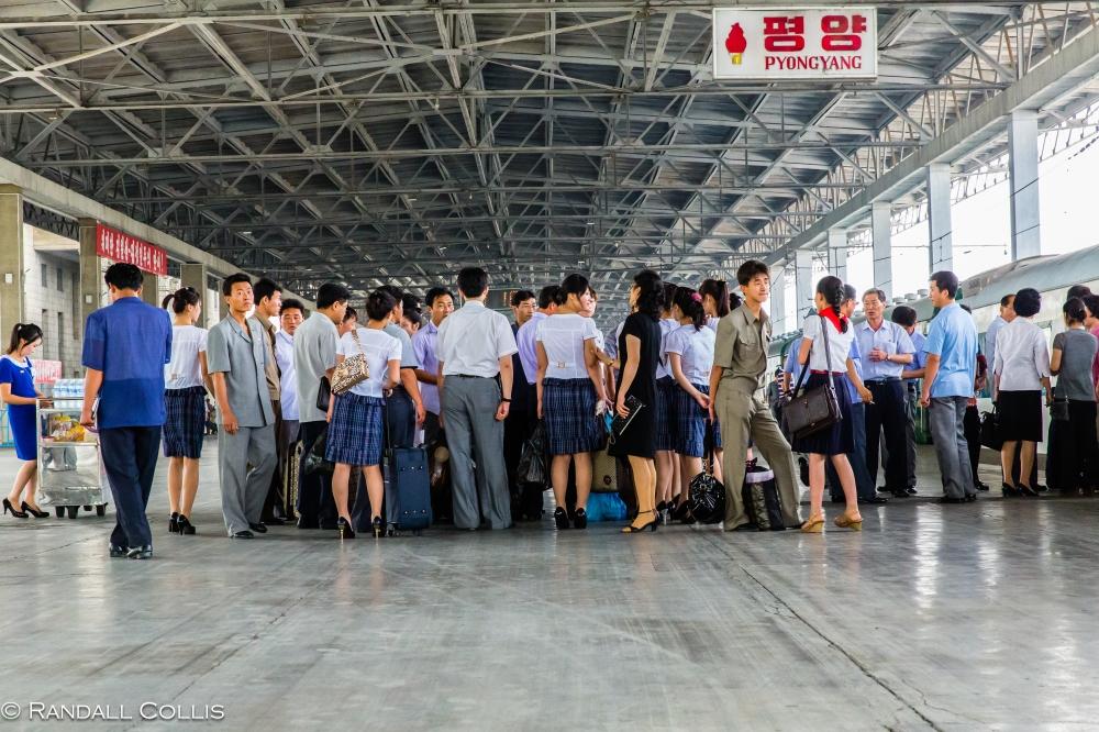 The DPRK Goodbye-12