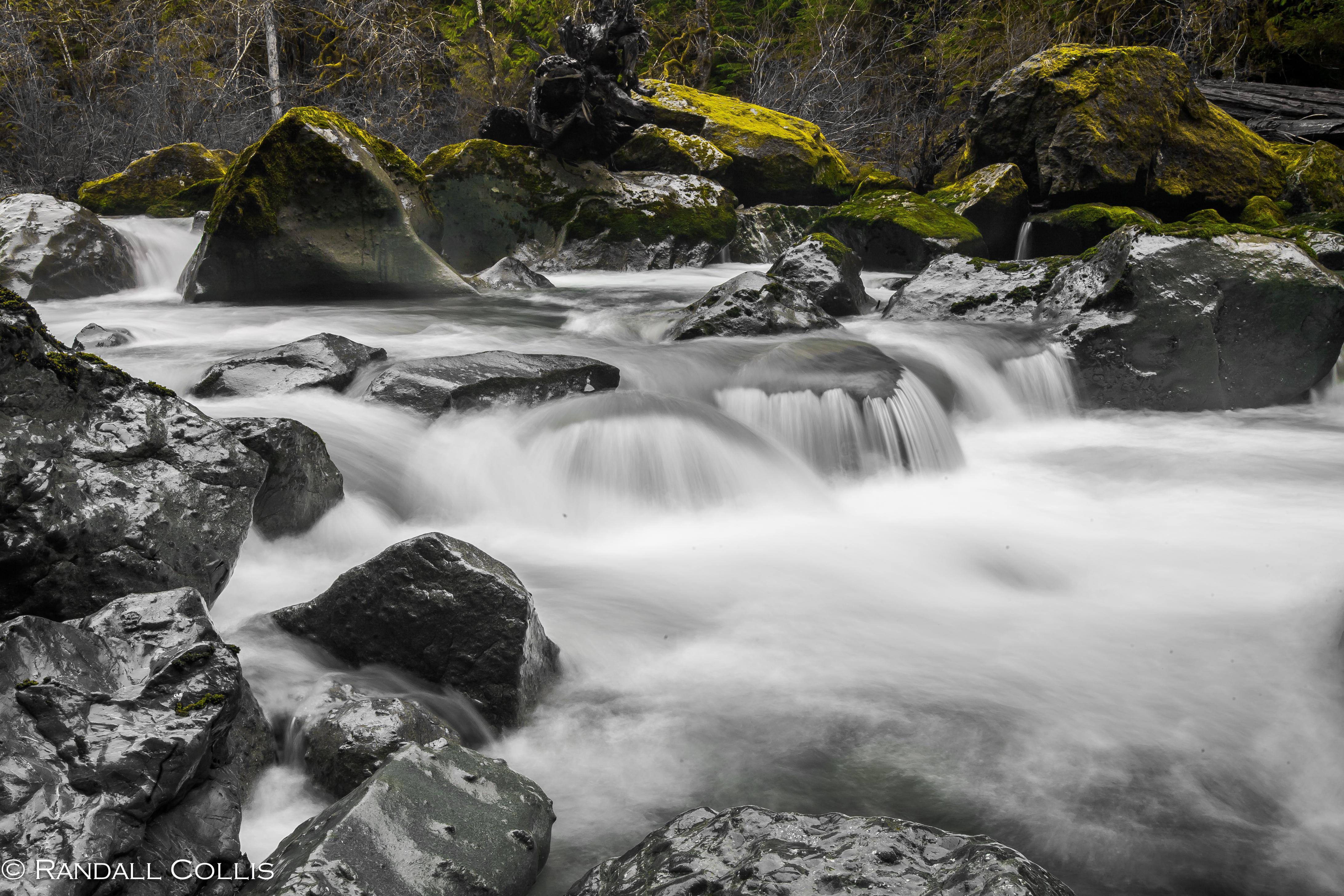 Flow of Water-5