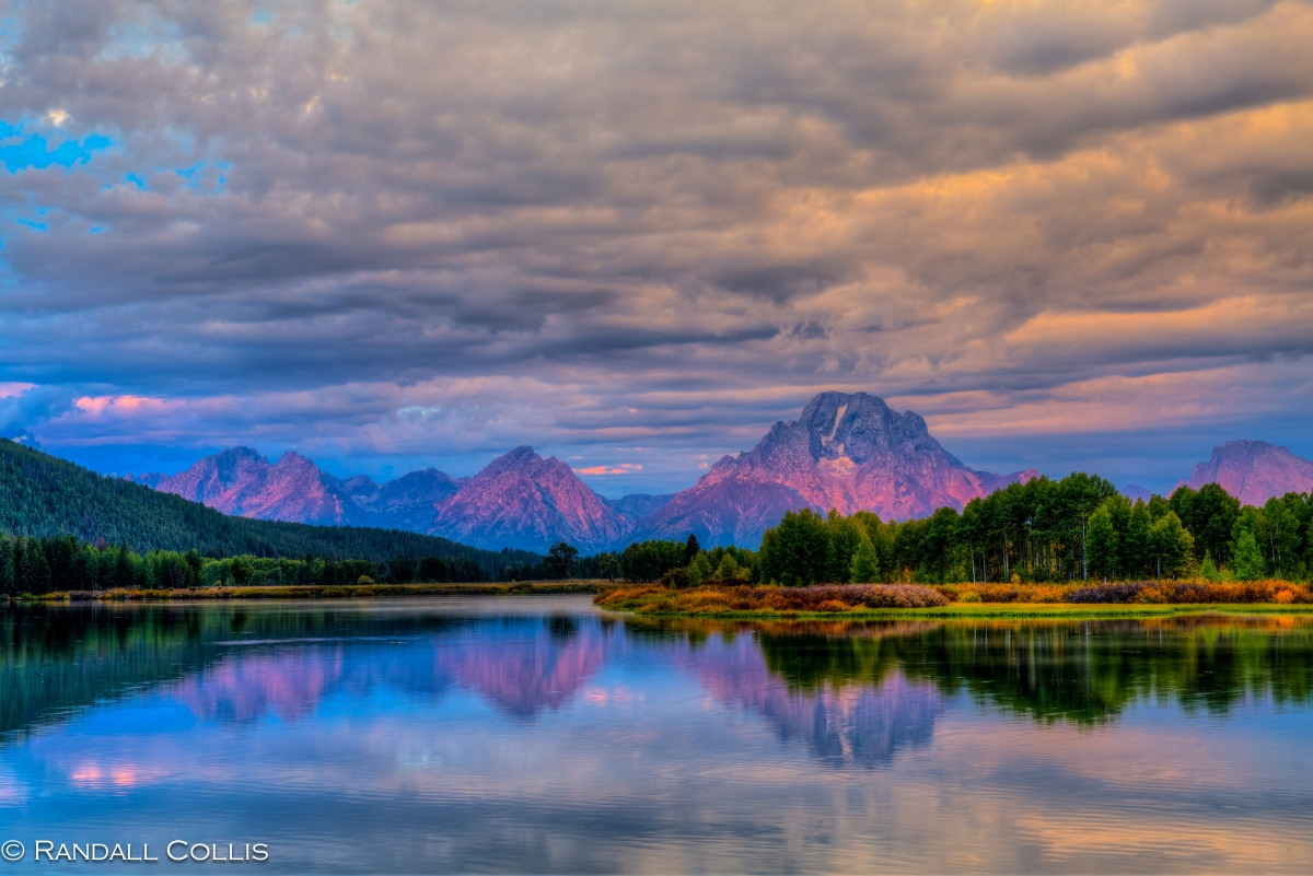 Sexy Mother Nature Shows-off Her Grand Tetons