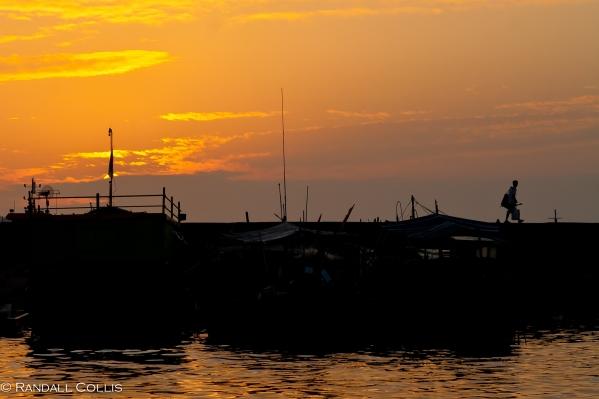 Aberdeen Fisherman Goin' Home-573