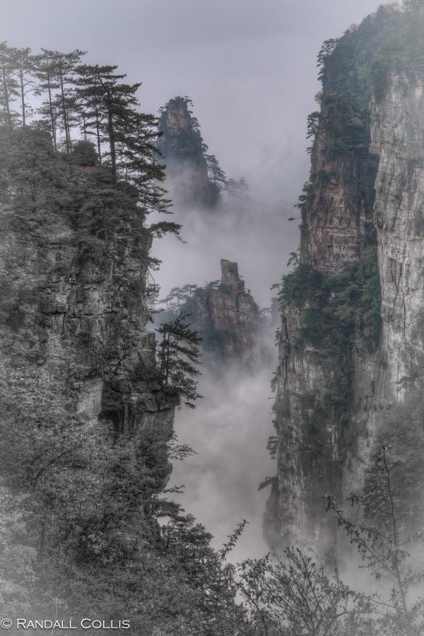 天子山 ~ 武陵源-1