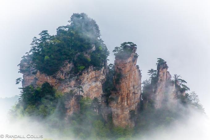ZhangJiaJie - Tianzi Mountain 天子山-3