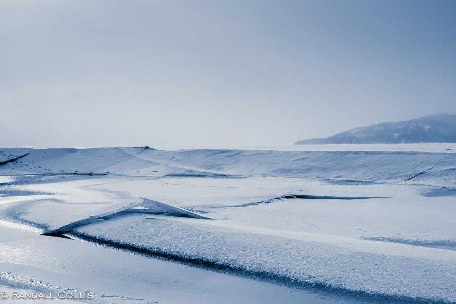 Ice-Pack Shiretoko Peninsula