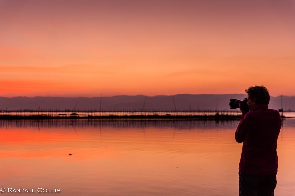 Bagan Myanmar Golden Hour - Blue Hour-88