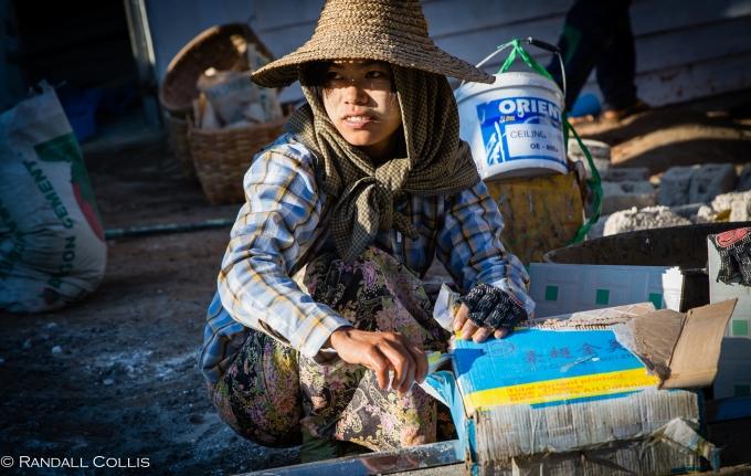 Women of Myanmar - Men In Management-7