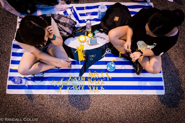 Hong Kong Democracy and Umbrella Revolution-11