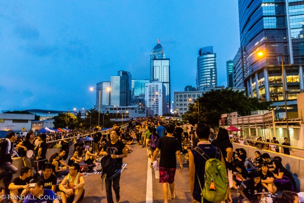 Hong Kong Democracy and Umbrella Revolution-12