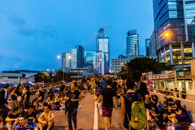 Hong Kong Democracy and Umbrella Revolution-12