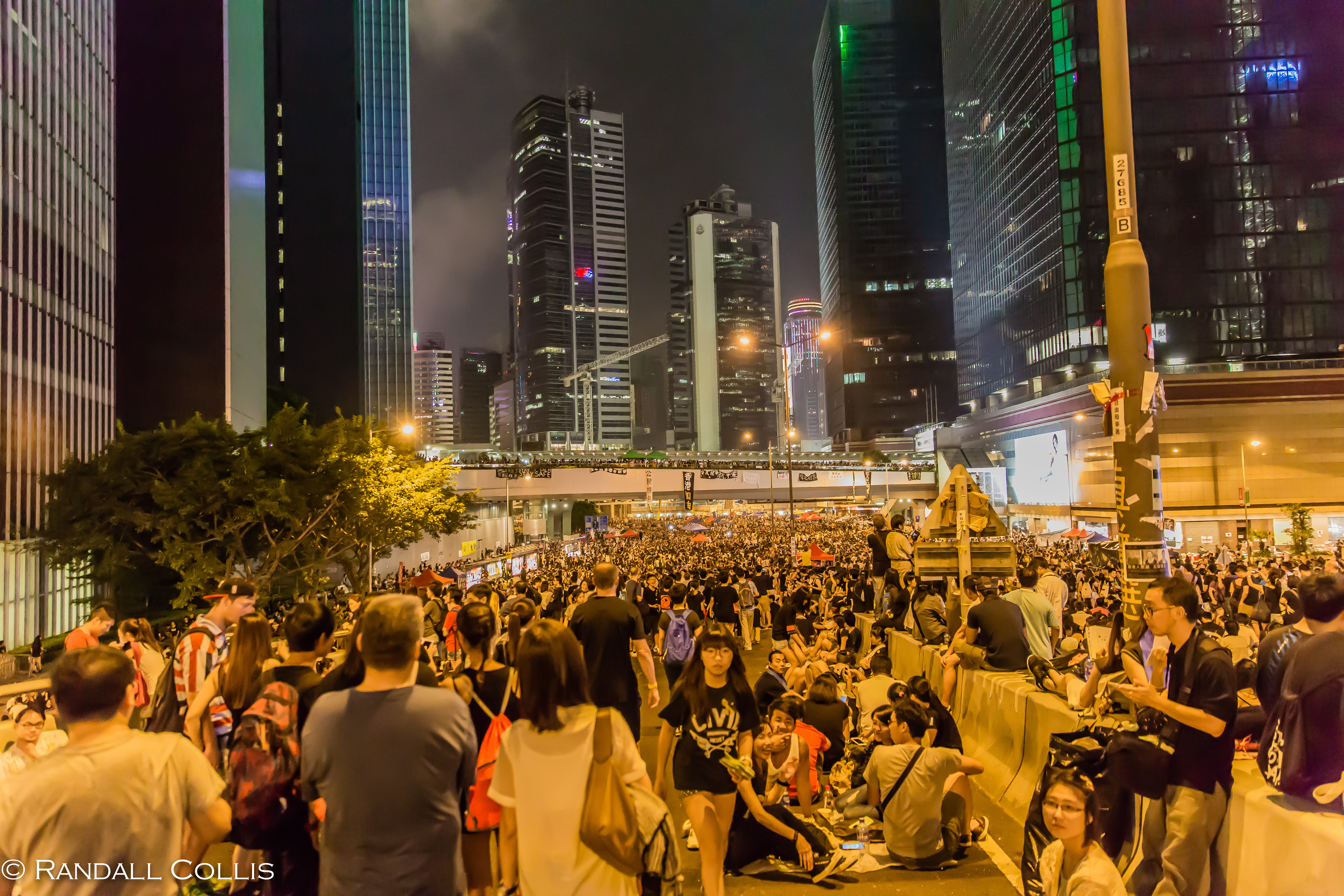 the umbrella revolution Hong kong's umbrella revolution confronts beijing with the age-old conundrum of how to balance authoritarian control and the demands of a complex modern society.