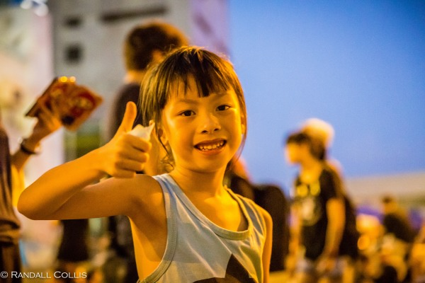 Hong Kong Democracy and Umbrella Revolution-14