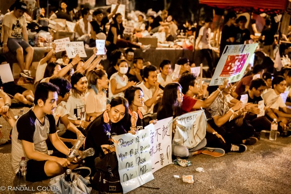 Hong Kong Democracy and Umbrella Revolution-15