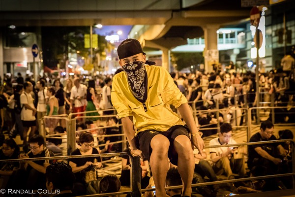 Hong Kong Democracy and Umbrella Revolution-16