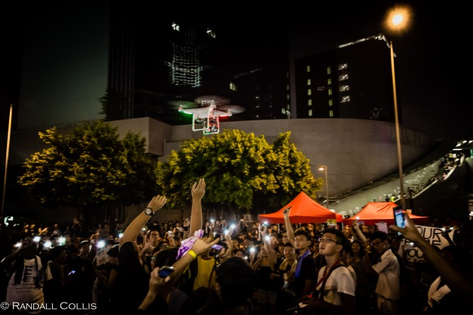 Hong Kong Democracy and Umbrella Revolution-22