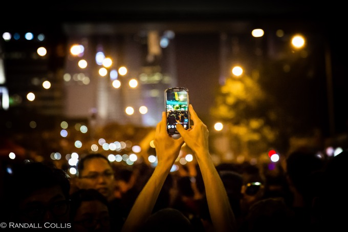 Hong Kong Democracy and Umbrella Revolution-24