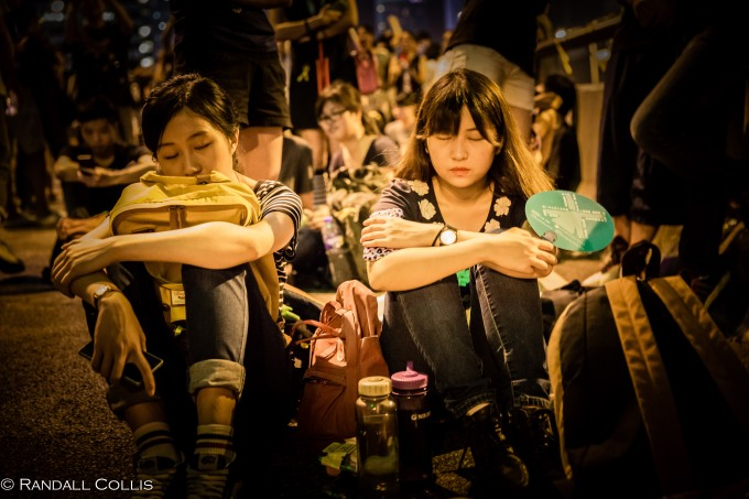 Hong Kong Democracy and Umbrella Revolution-25