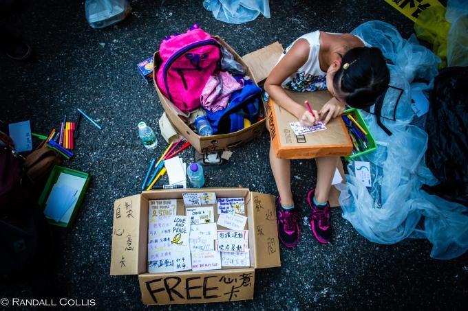 Hong Kong Democracy and Umbrella Revolution-5