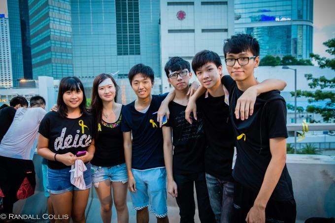 Hong Kong Democracy and Umbrella Revolution-8