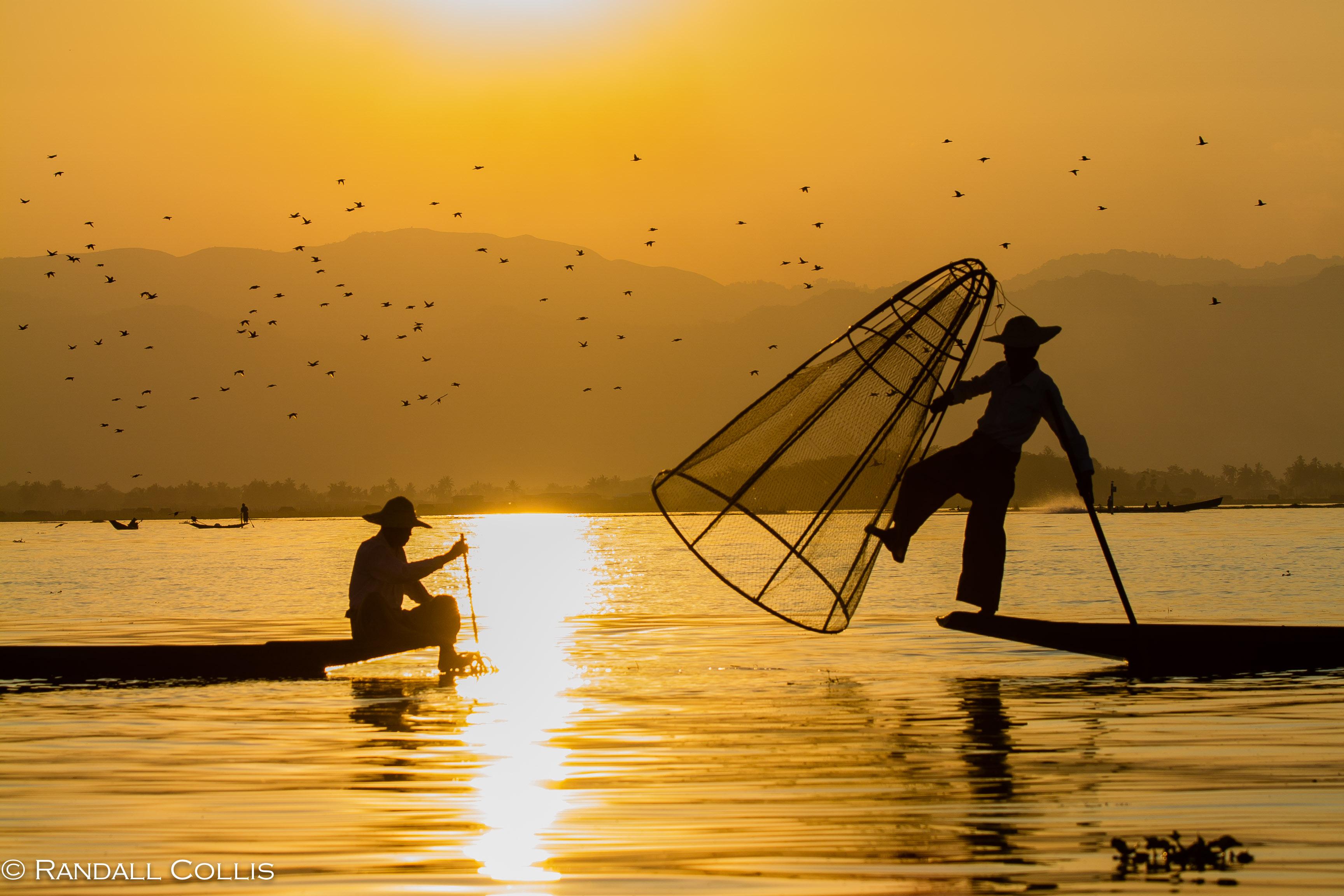 The Fishermen's Lore: What Lies Beneath?