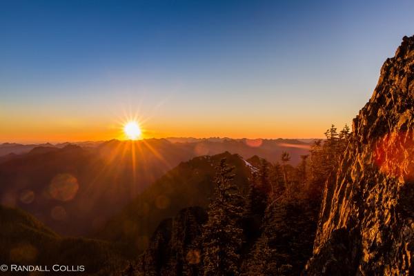 Mt. Ellinor and Skokomish Mountain Goats-17