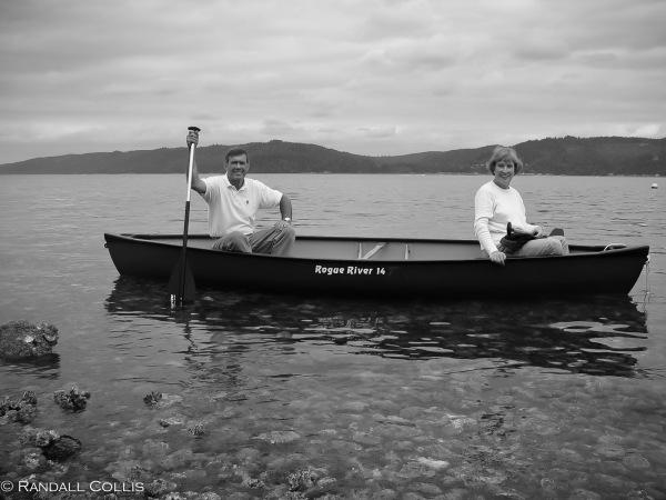 On Hood Canal ~ Taking the Canoe to Hoodsport