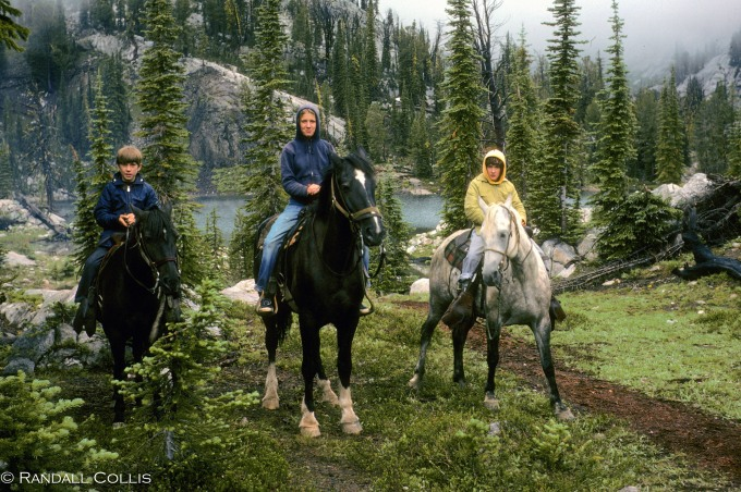 Pine Lake Adventures on Horseback