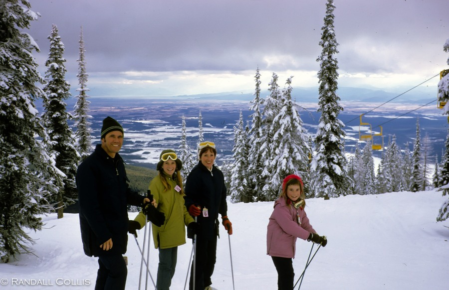 Brundage Mountain Ski Vacation, McCall