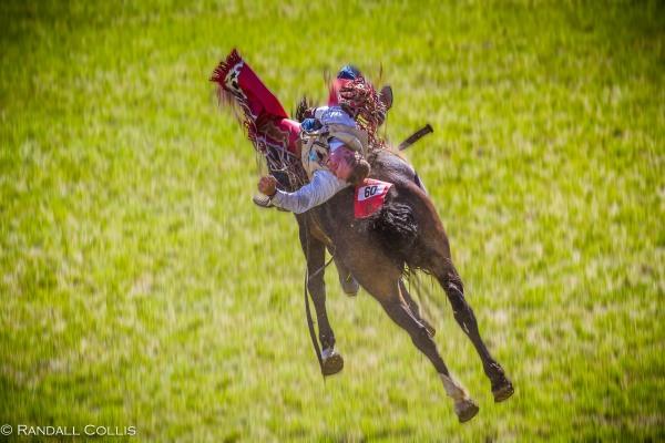 Pendleton Round-Up Let'er Buck - Life of a Cowboy-14