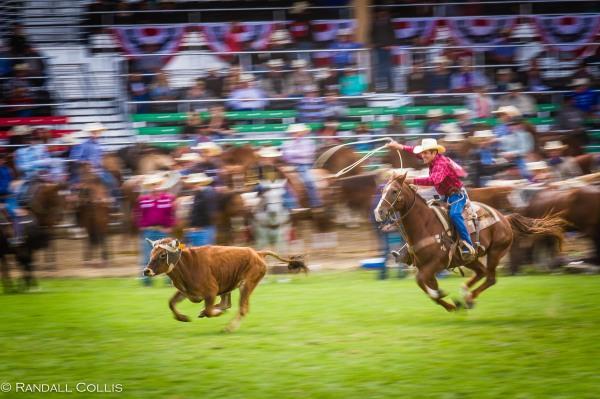 Pendleton Round-Up Let'er Buck - Life of a Cowboy-2