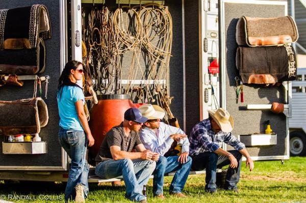 Pendleton Round-Up Let'er Buck - Life of a Cowboy-21