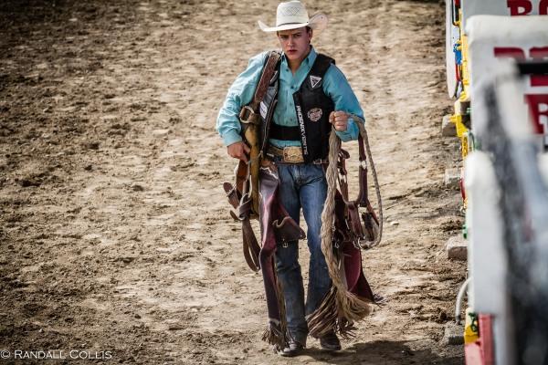 Pendleton Round-Up Let'er Buck - Life of a Cowboy-6