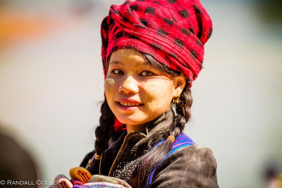 Mt. Kyaiktiyo Myanmar Burma New Year-17