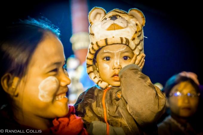 Mt. Kyaiktiyo Myanmar Burma New Year-22