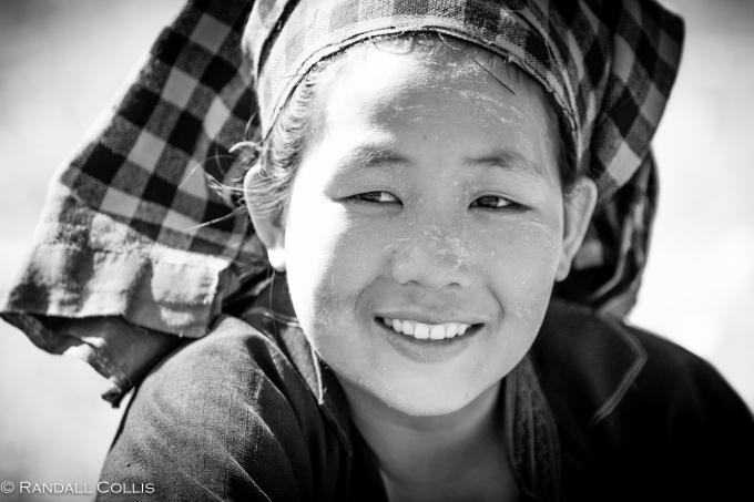 Mt. Kyaiktiyo Myanmar Burma New Year-3