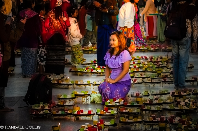 Mt. Kyaiktiyo Myanmar Burma New Year-5