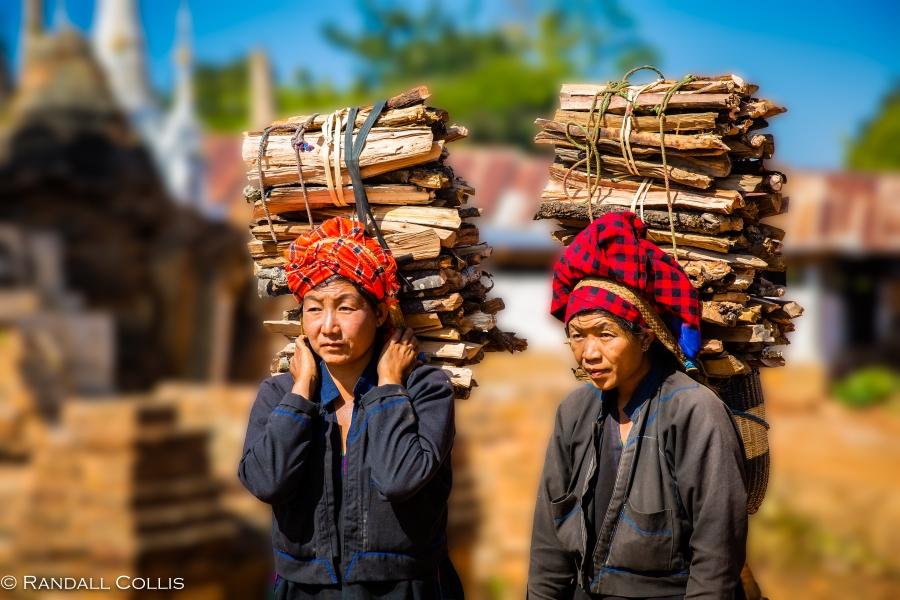 Mt. Kyaiktiyo Myanmar Burma New Year-8