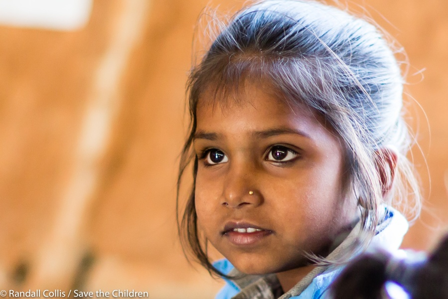 An Angel in Nepal ~ One Year on from the Nepal Earthquakes, Kathmandu - Save the Children Hong Kong-14