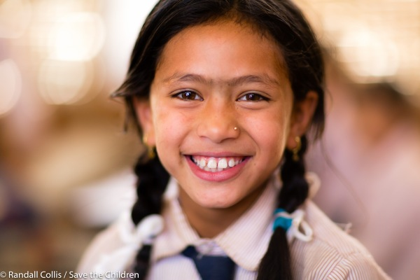 An Angel in Nepal ~ One Year on from the Nepal Earthquakes, Kathmandu - Save the Children Hong Kong-16