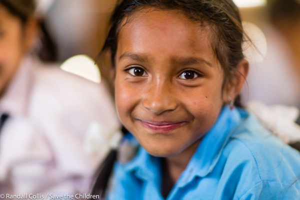 An Angel in Nepal ~ One Year on from the Nepal Earthquakes, Kathmandu - Save the Children Hong Kong-21