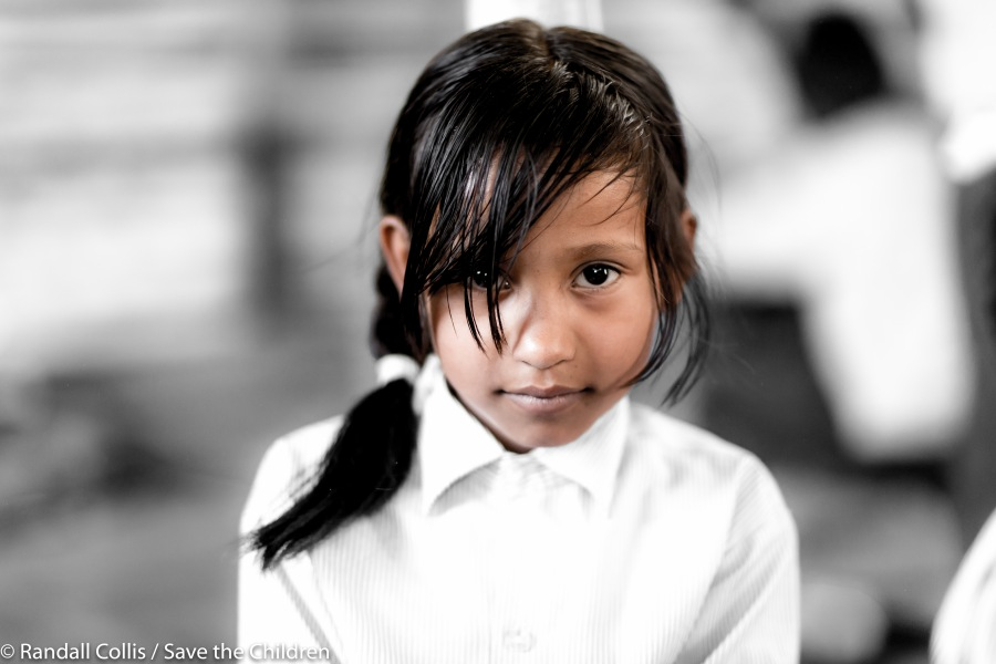 An Angel in Nepal ~ One Year on from the Nepal Earthquakes, Kathmandu - Save the Children Hong Kong-3